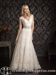 Rustic Garden Wedding Dress