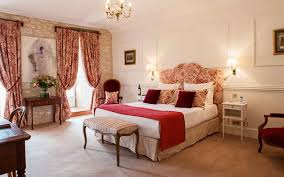 photo chambre luxe chambre dans chateau hotel