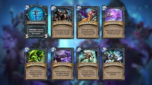 Top Decks Hearthstone Frozen Throne by Knights Of The Frozen Throne Guides On Hearthhead Wowhead News