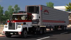 100 Central Refrigerated Trucks Steam Workshop Old Trailer For The Reworked