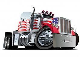 100 Semi Truck Clip Art Cartoon Art Great Free Clipart Silhouette