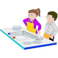 Washing Dishes Clipart Cliparts Of Free Download Wmf Eps Emf Svg Png Gif Formats