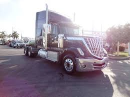 100 Lonestar Truck 2016 INTERNATIONAL LONESTAR Pompano Beach FL 5005836145