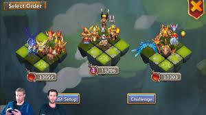 Pumpkin Duke Castle Clash Hack by Infinitiman Going For 1500 Total Score Lost Battlefield