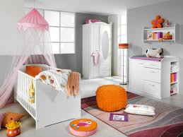 ensemble chambre bébé lit bebe lilly blanc neige