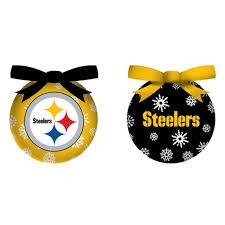 Pittsburgh Steelers Bathroom Set by Pittsburgh Steelers Christmas Ornaments Pittsburgh Steelers