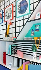 To Take Your Design A Step Farther Try Adding Classic 80s Things Decor Items Like Funky Colored Corded Phones Cassette Tapes And Old Toys Would