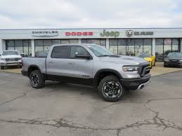100 Crew Cab Trucks For Sale New 2019 RAM AllNew 1500 Rebel 4D For N569124