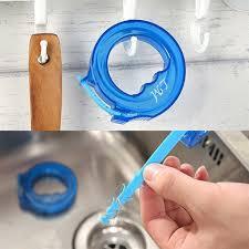 Unclogging Bathroom Sink Drain Auger by Drain Sink Bathroom Unclog Sink Tub Toilet Snake Brush