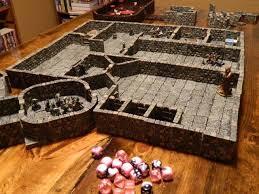 3d Dungeon Tiles Kickstarter by Dwarven Forge 3d Terrain For Tabletop Gaming Geek U0026 Sundry