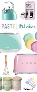 Fun Colorful Retro Cooking Essentials For The Vintage Kitchen Shop Home Decor