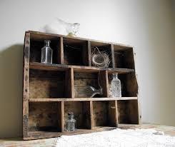 wooden crate shelves nana u0027s workshop