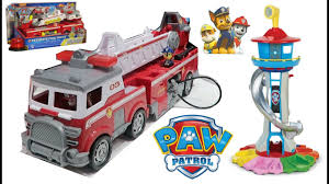 100 Power Wheels Fire Truck Paw Patrol Ultimate Rescue Playset Toy Product Reviews