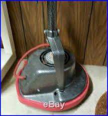Oreck Floor Buffer Ebay by Oreck Orbiter Commercial Floor Buffer Polisher Scrubber Xl400