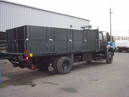 100 Flatbed Truck Body Custom Flat Bed Dump S