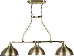 craftmade 35973 lb timarron legacy brass kitchen island light