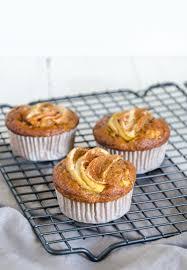 gesunde apfel bananen muffins rezeptebuch
