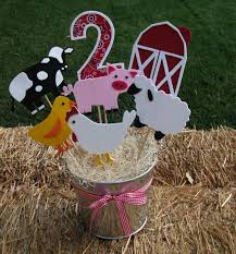 RESERVED FOR Tmitch11 - Farm/Barnyard Theme Party Centerpiece ... 51 Best Theme Cowgirl Cowboy Barn Western Party Images On Farm Invitation Bnyard Birthday Setupcow Print And Red Gingham With 12 Trunk Or Treat Ideas Pinterest Church Fantastic By And Everything Sweet Via Www Best 25 Party Decorations Wedding Interior Design Creative Decorations Good Home 48 2 Year Old Girls Rustic Barn Weddings Animals Invitations Crafty Chick Designs