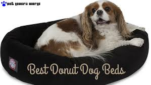 Bowser Dog Beds by 5 Best Irresistible Donut Dog Beds Your Pet Will Love Pet Lovers