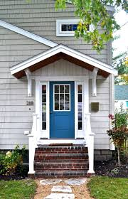Blue Front Doors Door Colors Overhang On Stone Porch Cost Awning ... Awnings Door Front Ideas Awning Canopy Designs Design Home 99 Astounding Wooden Patio Porch Custom Wood Window Interior General Doors Winsome For Style California Shed Fresh Metal Schwep Door Awnings Glass Canopy With Scroll Style Brackets French Brilliant Best Why Exterior Overhang Wondrous Picture Ipirations