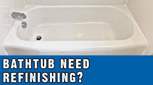 Acrylic Bathtub Liners Vs Refinishing by Bathtub Reglazing Newton Ma Miracle Method Youtube