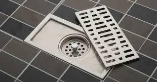 badezimmer badezimmer abfluss im boden decoideen