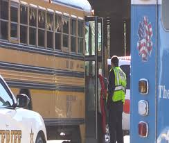 Truck Driver Cited In School Bus Crash In Macon - 41NBC News | WMGT-DT