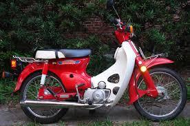 Vintage Honda Scooter