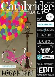Cambridge Edition March By Bright Publishing