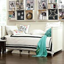 fascinating pottery barn trundle bed white – bookofmatches