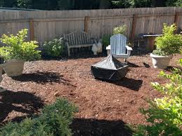 Pea Gravel Patio Ideas by New Pea Gravel Patio Project U0026 Backyard Inspiration The