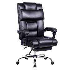 100 Heavy Duty Office Chairs With Removable Arms Amazoncom VANBOW Reclining Chair High Back Bonded