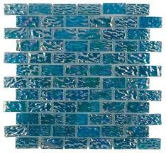 6x6 Glass Pool Tile by Secluded Glass Pool Tile Blue 6x6