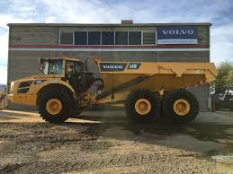 100 Articulated Trucks Construction Equipment Volvo CE Americas Used