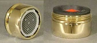Delta Faucet Aerator Adapter by Genuine Delta Faucet Repair Parts