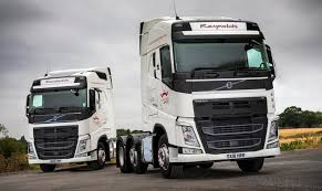 100 Who Owns Volvo Trucks Reynolds Recruitment Takes Delivery Of Two New FH Trucks