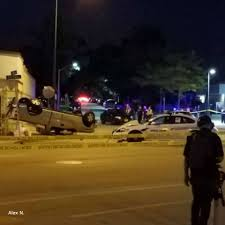 Halloween Express Locations Milwaukee Wi by Driver Arrested On Suspicion Of Owi After Crash Involving West