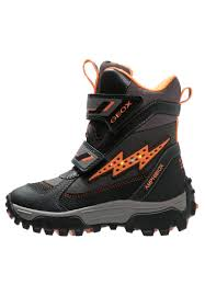 Kids Boots Geox HIMALAYA - Winter Boots - Blackorange,discount ... Sorel Kids Boots Yoot Pac Winter Boots Surplus Gensorel Amazoncom Roper Bnyard Rubber Barn Yard Chore Boot Toddler Durango The Original Muck Company Little In Cowboy Bootscutest Thing Ever For Sale Dicks Sporting Goods 010911 Allens Ariat Ovation Mudster Tall Sports Outdoors And Work At Horse Tack Co S Cheyanne Us Tivoli Ii