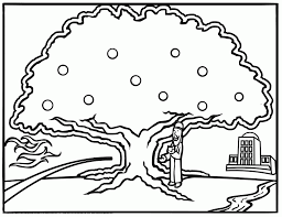 Samuel The Lamantine Coloring Page 183019 Book Of Mormon