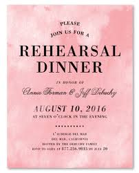 Rustic Pink Rehearsal Dinner Invitations By ForeverFiances Wedding