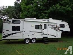 2008 Keystone Cougar 5th Wheel Camper 28 W Hitch