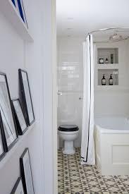 traditional bathroom white metro tiles shower room ideas