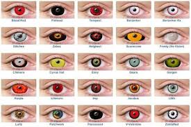 Halloween Contact Lenses Amazon by Colored Contacts