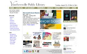 A Redesign Proposal For The Voorheesville Public Library Website ... Education Concept One Page Website Template Design Stock Vector Best Home And This Unique Greenville Library J4 Studios Web Marketing Day 181 Sharepoint Wiki Pages Tracy Van Der Schyff 301 Best Layout Images On Pinterest Graphics 77 Designs Days Recommend Your Favorite Book Paul Mirocha Ux Designer Medium Axure Salesforce Widget Library Home Page Mplate Instahomedesignus Wireland Wireframe For Projects Sketch 39047
