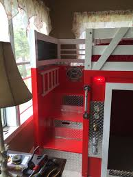 Fire Truck Bed More | Boys Bed | Pinterest | Truck Bed, Fire Trucks ... Step 2 Firetruck Toddler Bed Kids Fniture Ideas Fresh Fire Truck Beds For Toddlers Furnesshousecom Bunk For Little Boys Wwwtopsimagescom Beautiful Race Car Pics Of Style Wooden Table Chair Set Kidkraft Just Stuff Wood Engine American Girl The Tent Cfessions Of A Craft Addict Crafts Tips And Diy Pinterest Bed Details About Safety Rails Bedroom Crib Transition Girls