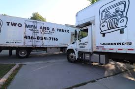 100 Two Men And A Truck Locations Movers In Midtown Downtown Toronto ON TWO MEN ND TRUCK