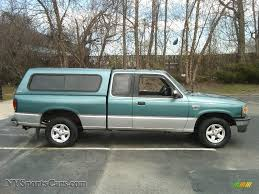 1994 Mazda B-Series Truck B4000 LE Extended Cab In Seafoam Green ...