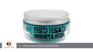 Bed Head Pure Texture Molding Paste by Exclusive By Tigi Bed Head Manipulator A Funky Gunk That Rocks