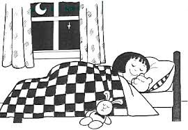 Unbelievable Bedroom Clipart Black And White 8 on Bedroom Design