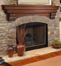 fireplace mantels shelves plans for the home pinterest